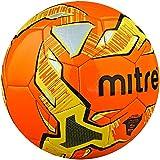 Mitre Trainingsfuball Impel, Orange/Schwarz/Gelb, 4