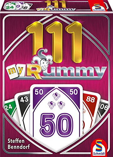 Preisvergleich Produktbild Schmidt Spiele 75047 75047-Myrummy 111