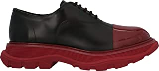 Luxury Fashion | Alexander Mcqueen Men 610815WHXH91091 Multicolor Leather Lace-up Shoes | Spring-summer 20