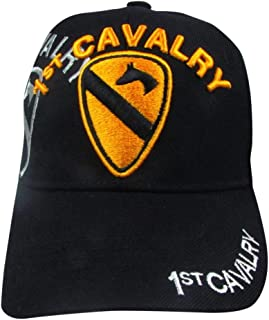 US Warriors Men's U.S. Army 1st Cavalry Division Baseball Hat