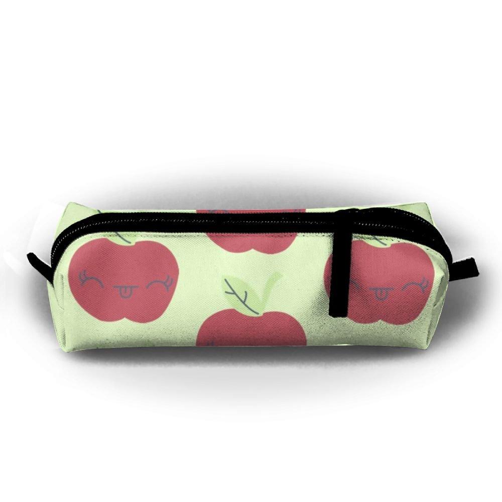 Apple Full Print sublimación bolsa caso bolsa de lápiz pluma papelería bolsa de cosméticos lápiz caso ajustado protección uso en la escuela oficina arte dibujo: Amazon.es: Hogar