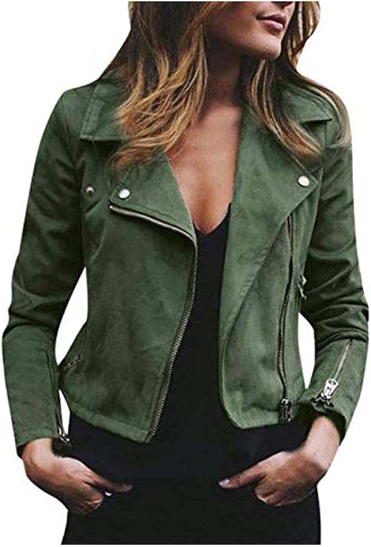 Jacket for Ranking TOP5 Women Fashion Long Sleeve Color Open Shor Solid Regular dealer Front