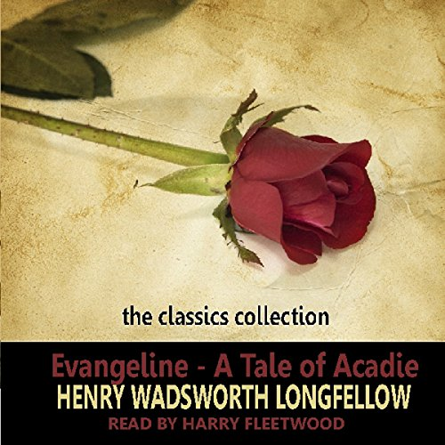 Evangeline audiobook cover art