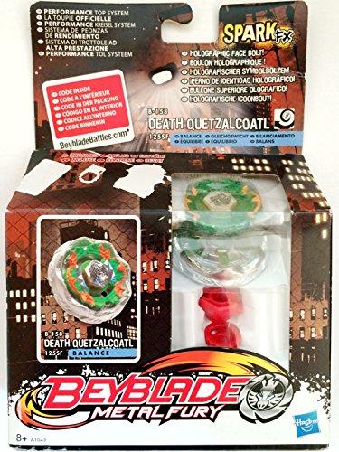 Beyblade Death Quetzalcoatl 125SF B158 by Beyblade