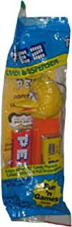 Pez Sesame Street Big Bird Candy Dispenser Toy