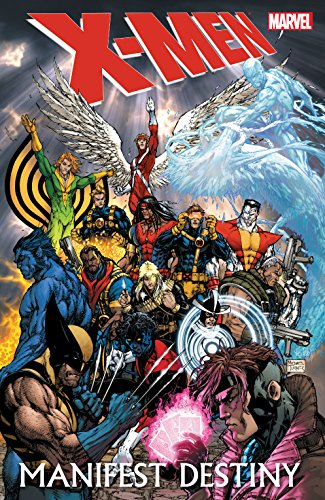 X-Men: Manifest Destiny (English Edition)