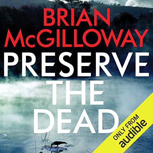 Preserve the Dead audiobook cover art