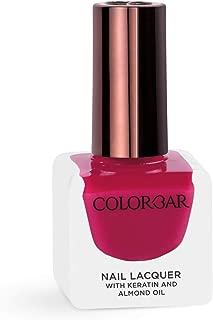 Colorbar Nail Lacquer, Blush Jersey, 12 ml
