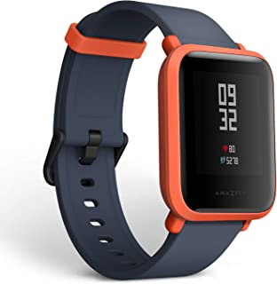 Xiaomi Amazfit Bip Smartwatch Youth Edition - Cinnabar Red