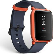 Amazifit Bip A1608 - Smartwatch, Color Rojo (Cinnabar Red)