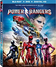 power rangers blu ray 3d