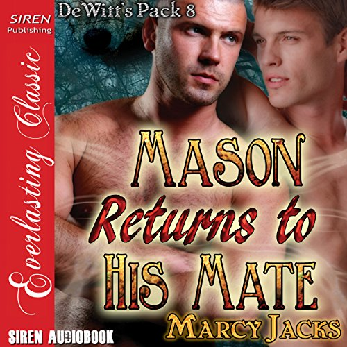 Mason Returns to His Mate audiobook cover art