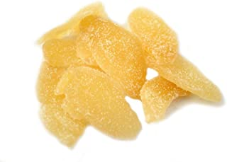Anna and Sarah Dried Crystallized Ginger in Resealable Bag, 5 Lbs