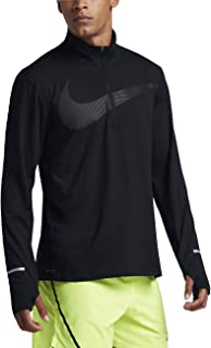 Nike Dry Element Men's Long Sleeve Running Top Mens