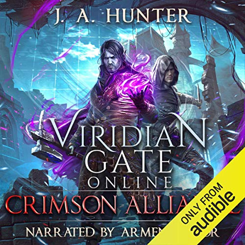 Couverture de Viridian Gate Online: Crimson Alliance
