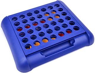 Walmeck Game Kids Families Parties 4 In A Row Bingo Board Games Entertainment for Age 5 and Up