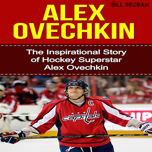 Alex Ovechkin audiobook cover art