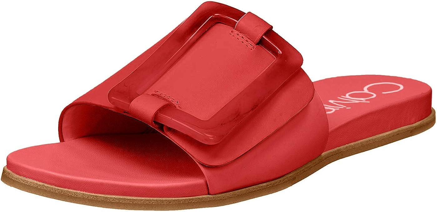 Calvin Klein Women's Patreece Slide Sandal