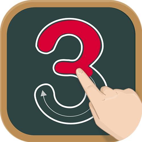 Escriba Números: Seguimiento 123