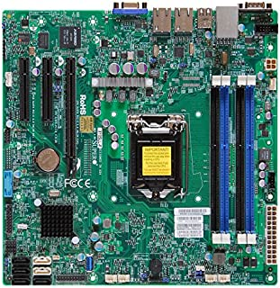 Best Supermicro Motherboard Micro ATX DDR3 1600 LGA 1150 Motherboards X10SLL-F-O Review