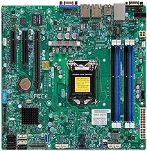 Supermicro Motherboard Micro ATX DDR3 1600 LGA 1150 Motherboards X10SLL-F-O