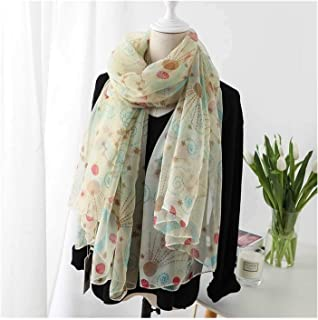 Yarn Scarf Female Summer Thin Sunscreen Beach Towel Wild Long Shawl,Perfect Match (Color : 09, Size : 180 * 110)