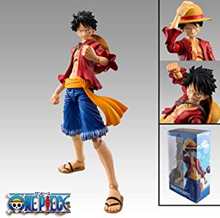 Bowinr One Piece: Monkey D. Luffy Figma Action Figure, Premium Collectible PVC Figure for Home Decor