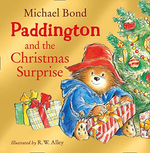 Paddington and the Christmas Surprise cover art