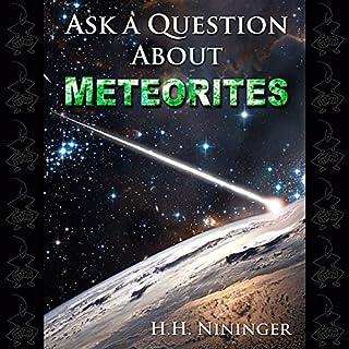 Couverture de Ask a Question About Meteorites