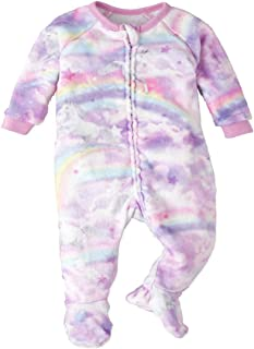 Carters French Terry Princess Overall Set Baby Girl Clothes Purple 3 6 9 12 18