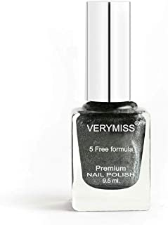Verymiss Premium Glitter Nail Polish 9.5ml - Jazzy Night