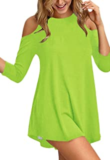 Best neon green tunic Reviews