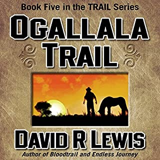 Ogallala Trail audiobook cover art