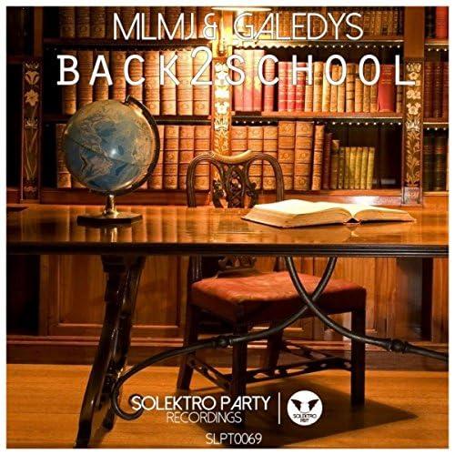 DJ MLMJ & Dj Galedys