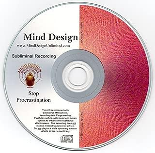 Stop Procrastination Subliminal CD