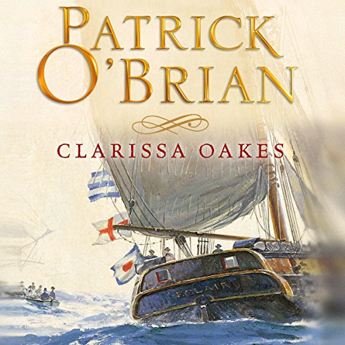 Clarissa Oakes audiobook cover art