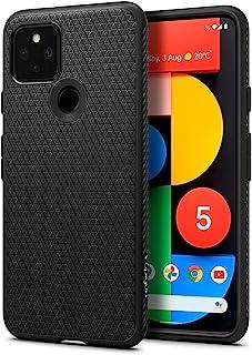 Spigen Liquid Air designed for Google Pixel 5 case/cover - Matte Black