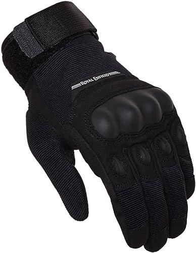 Royal Enfield Military Gloves Black M 21CM(RRGGLH000052)