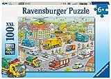 Puzzle Veicoli in città