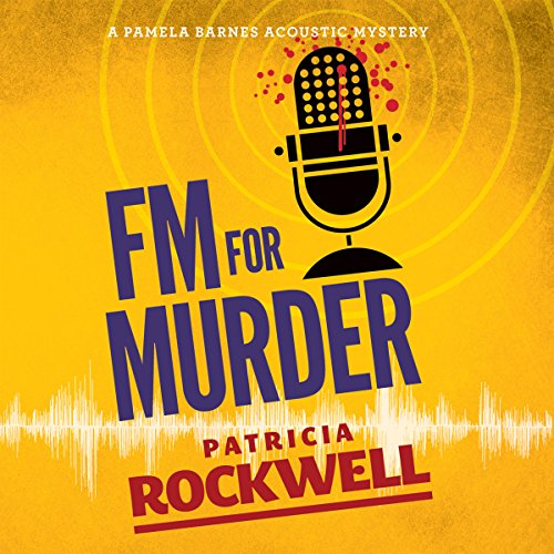 FM for Murder audiobook cover art
