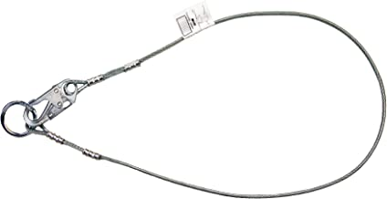 Miller by Honeywell 8186V-Z7/6FTV Vinyl Cable Anchorage Connector, 6'