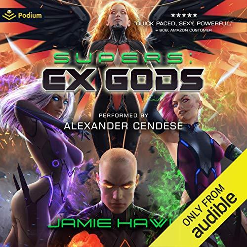 Supers: Ex Gods cover art