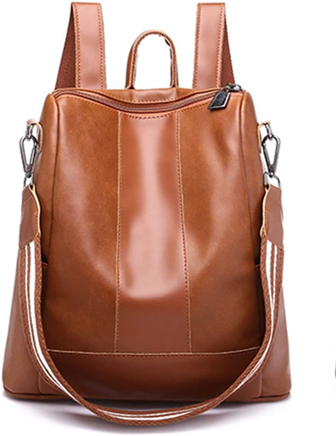 Women Backpack Purse PU Leather Casual Daypack School Backpack for Girls