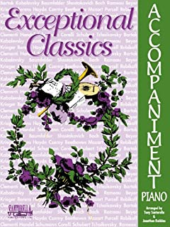 Exceptional Classics: Piano Accompaniment