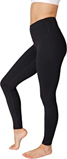 90 Degree by Reflex - High Waist Power Flex Leggings - Tummy Control Yoga Pants