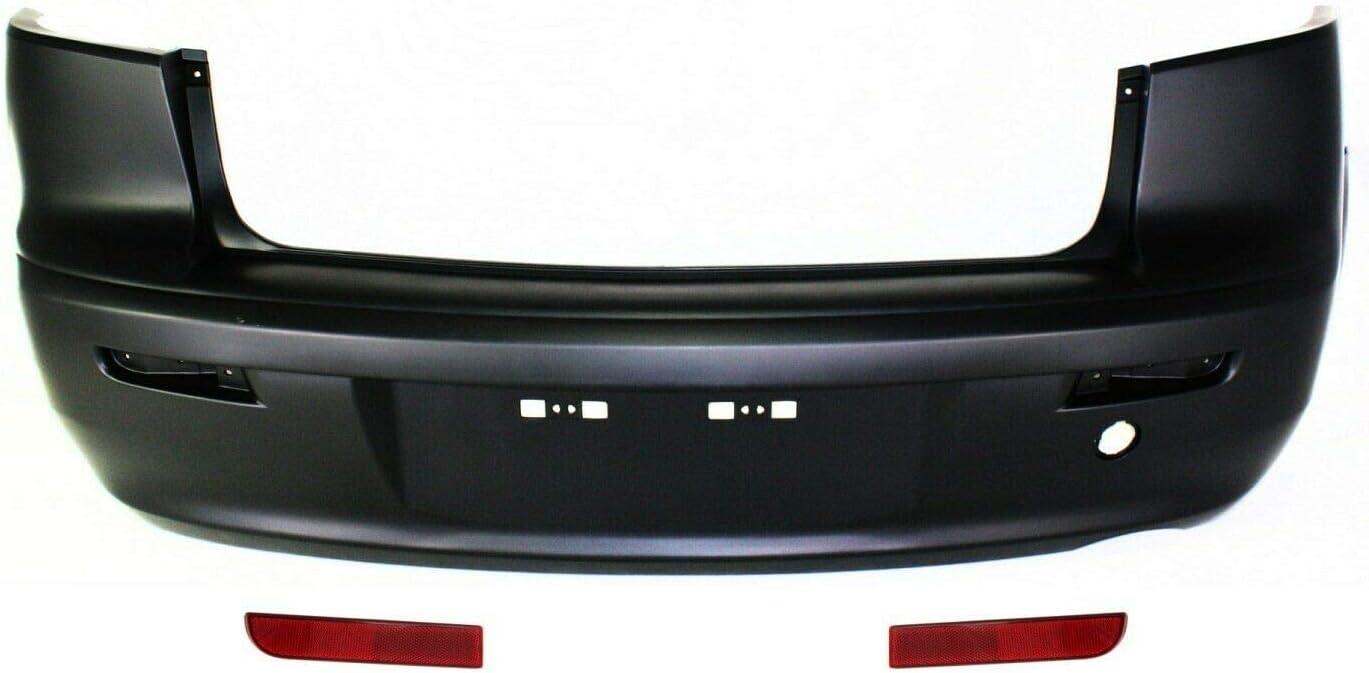 New sales HAIHUA Bumper Cover Facial Kit Rear Sedan 2008-2017 for 2 Lancer outlet