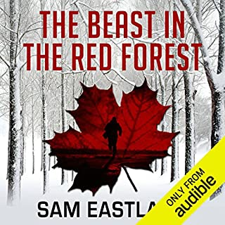 The Beast in the Red Forest cover art