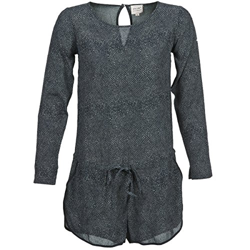 Petite Mendigote LOUISON Tuta Jumpsuit/Salopette Femmes Nero/Grigio - L - Tuta Jumpsuit/Salopette