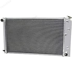 STAYCOO 3 Row All Aluminum Radiator for GM Chevrolet/Buick/GMC Pickup; El Camino, Chevelle Impala 1968-87