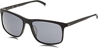 Nike CT8080-010 Lore Sunglasses Matte Black Frame Color, Dark Grey Lens Tint